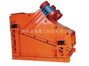 DZSF重型高效电机振动筛